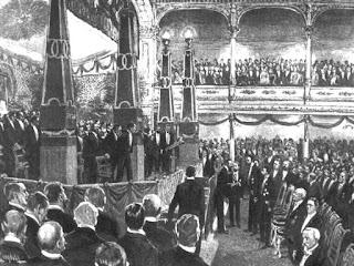 First Nobel Prize Award Ceremony (1901)