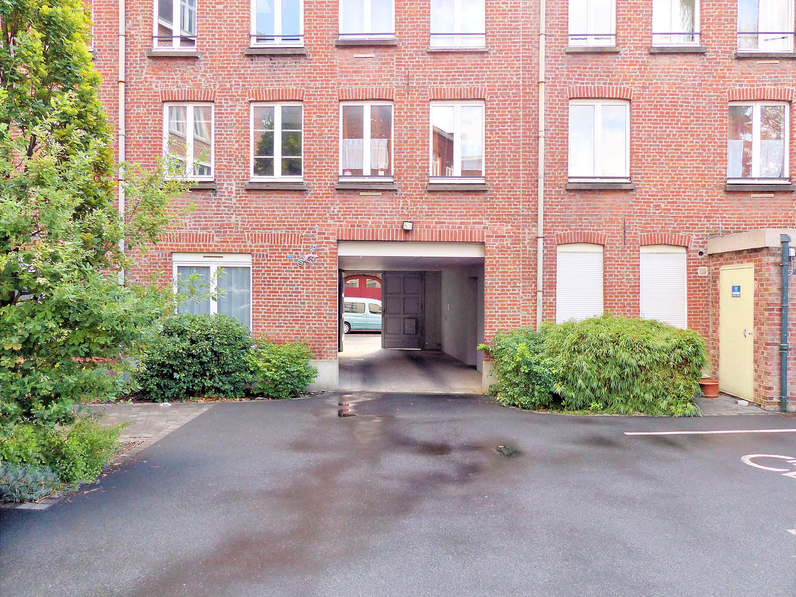 Centre pastoral Tourcoing - Parking privé