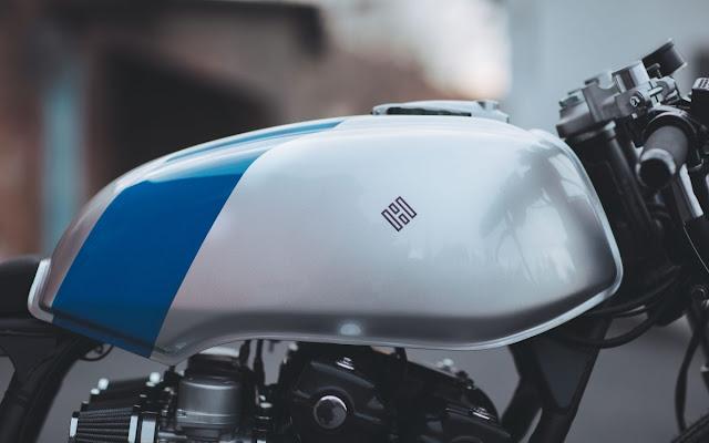 Honda CB750 By Hookie Co. Hell Kustom