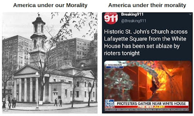 America Morality