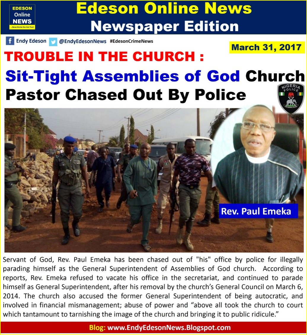 Sermons about Assembly Of God