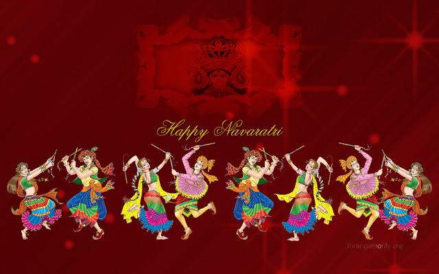happy Navratri images