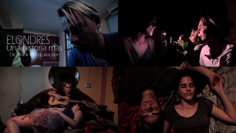 ELONDRES - ¨Una historia más¨ - Videoclip - Director: Frank Lahera O´Callaghan. Portal Del Vídeo Clip Cubano