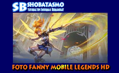 foto fanny mobile legends hd