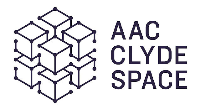 AAC Clyde Space logga.