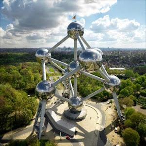 Atomium di Brussels
