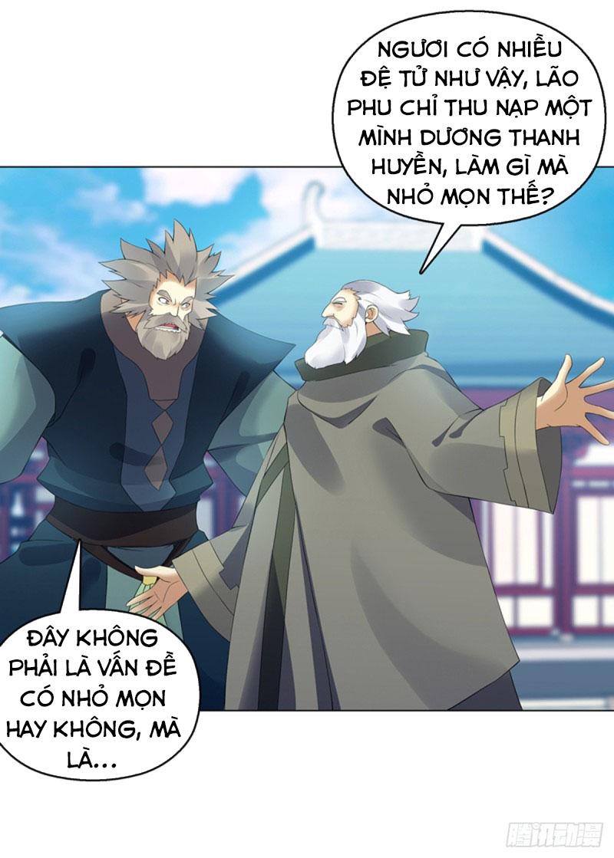 Thiên Thần Quyết Chapter 113 - upload bởi truyensieuhay.com