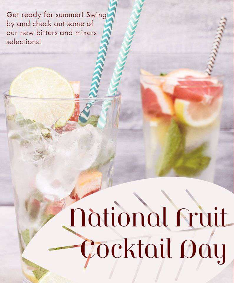 National Fruit Cocktail Day Wishes for Whatsapp
