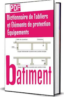 Dictionnaire de Tabliers et Éléments de protection, Équipements PDF