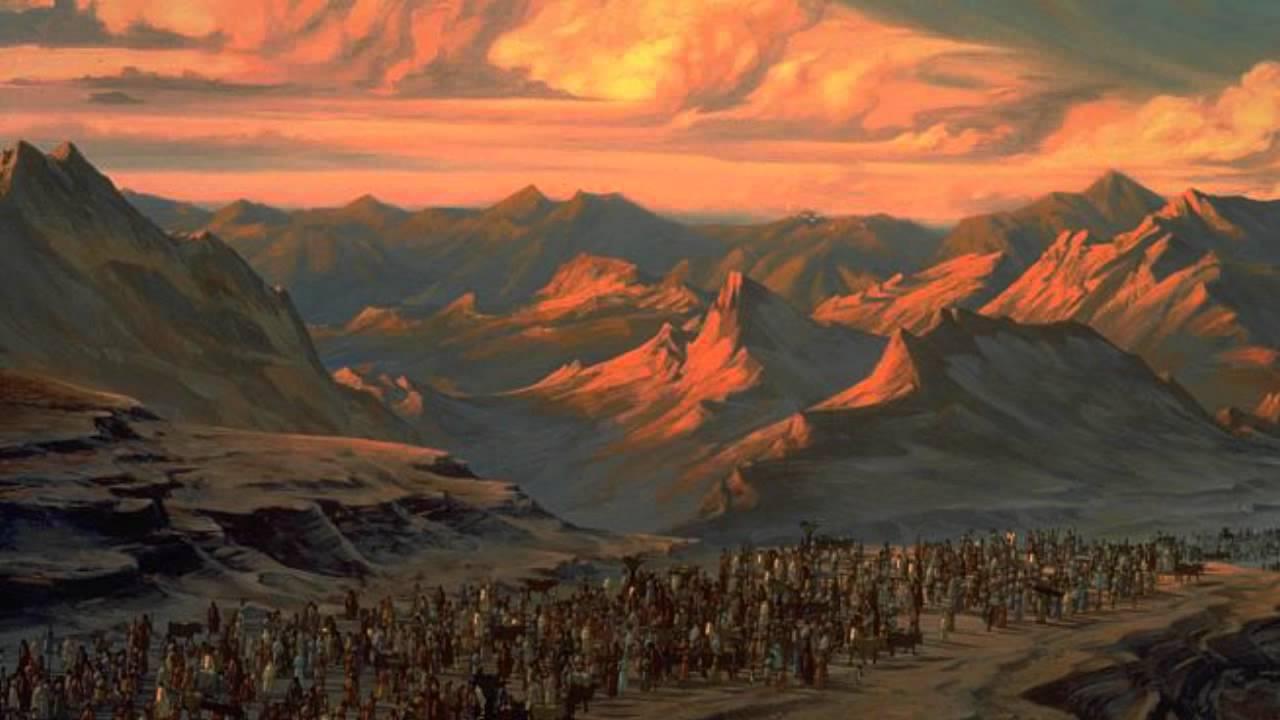 改变,常改变: 出埃及记12章至16章-旷野漂流40年1 出埃及,过红海,苦水变甜,以琳,吗哪