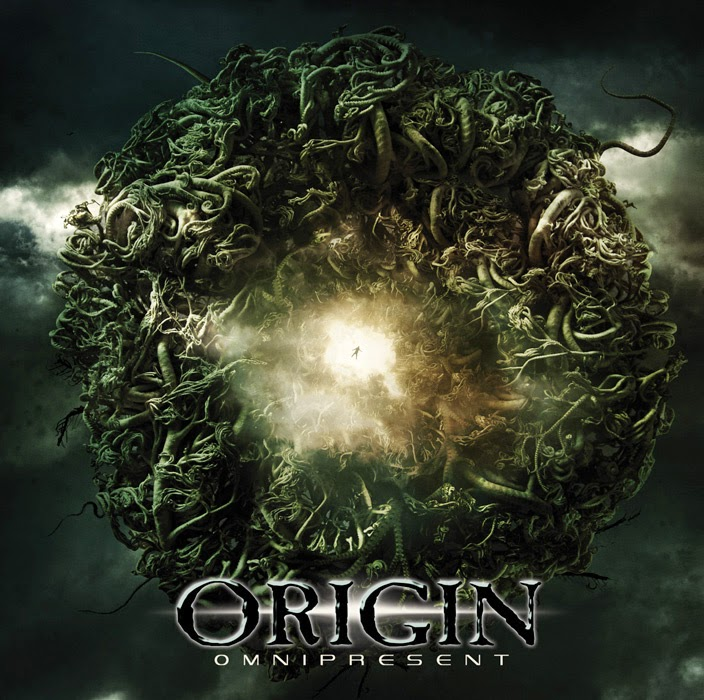 Origin - Omnipresent (2014) [320 Kbps / V0 CD-Rip / iTunes]