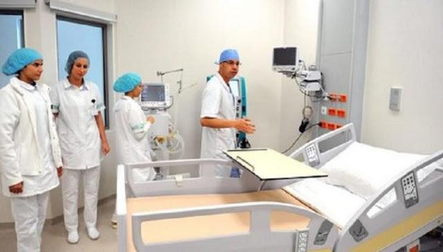 تشغيل 53 ممرض متعدد التخصصات وتقنيي الصحة