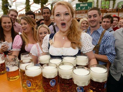 Cervecera busca gente que quiera trabajar tomando cerveza