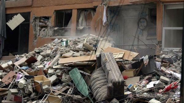 Más de 226.000 niños en las calles tras terremoto en México