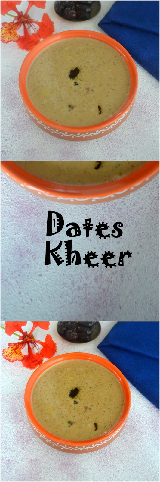 Dates Kheer Recipe | Dates Payasam
