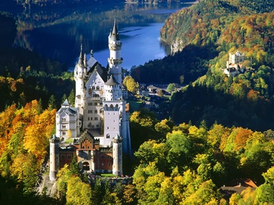 ปราสาทนอยชวานชไตน์ (Neuschwanstein Castle) @ www.honeymooneverydayblog.com