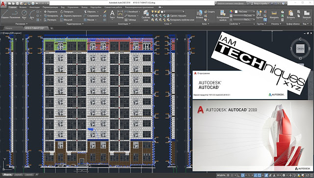 AutoCAD 2019 x86 x64