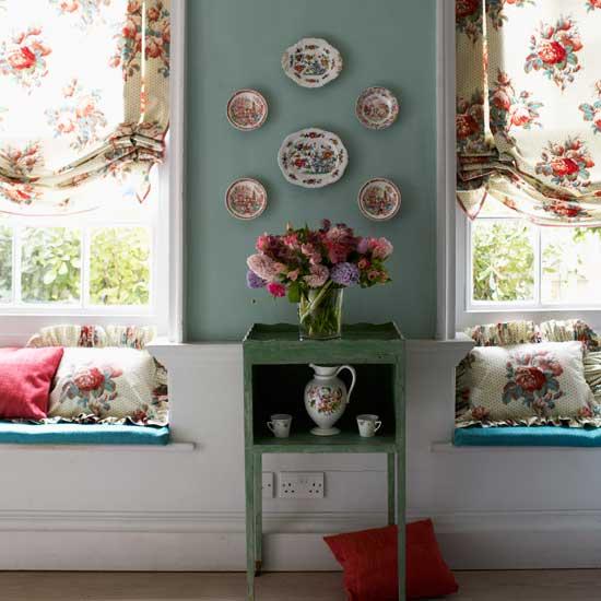 Home Decor Blogs Shabby Chic: Shabby Chic Blog: Window Seats