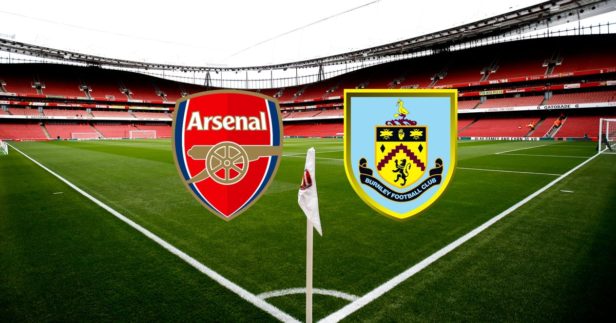 Which channel is Arsenal vs. Burnley in the Premier League