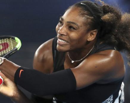 Tennis star, Serena Williams withdraws from 2018 Italian Open