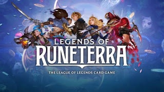 Legends of Runeterra, the League of Legends card game, is unveiled