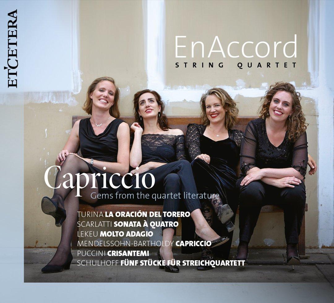 Music is the key: EnAccord String Quartet CAPRICCIO