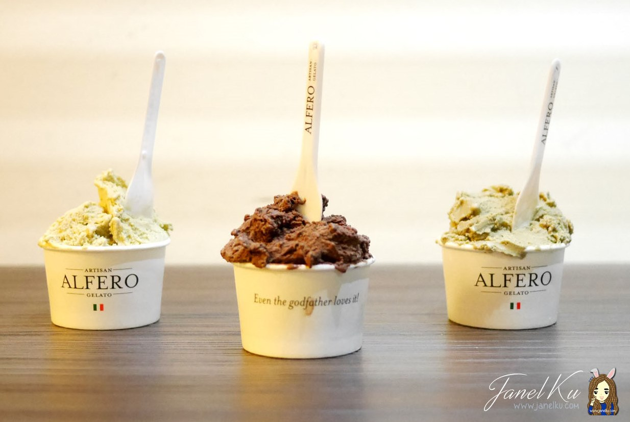 Bring Alfero Gelato home for CNY and still keep your waistline in check!