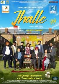 Jhalle 2019 Punjabi Full Movies Free Download 480p WEBRip