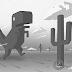 Cara Menembus Kaktus Dan Pteranodon Di Game T-Rex Pada Browser Chrome