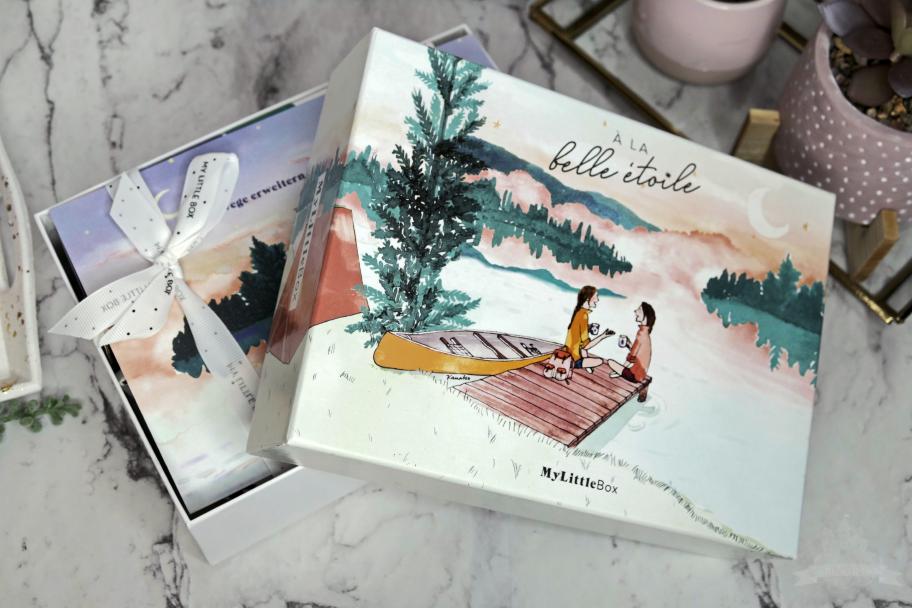My little Box À la belle étoile Ab ins Abenteuer August 2019 Inhalt