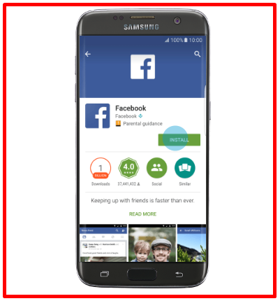 Download Facebook Mobile