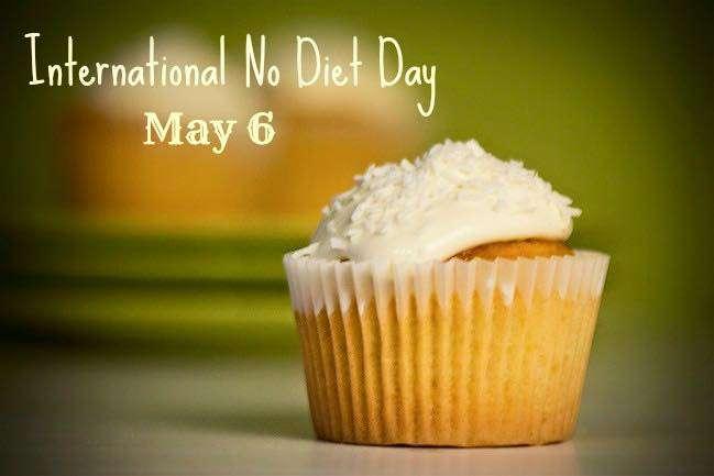 International No Diet Day Wishes