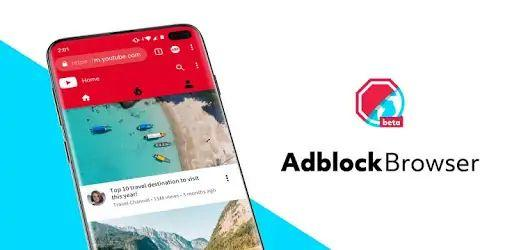 Adblock Browser Beta: Block ads, browse faster v2.3.0-beta1