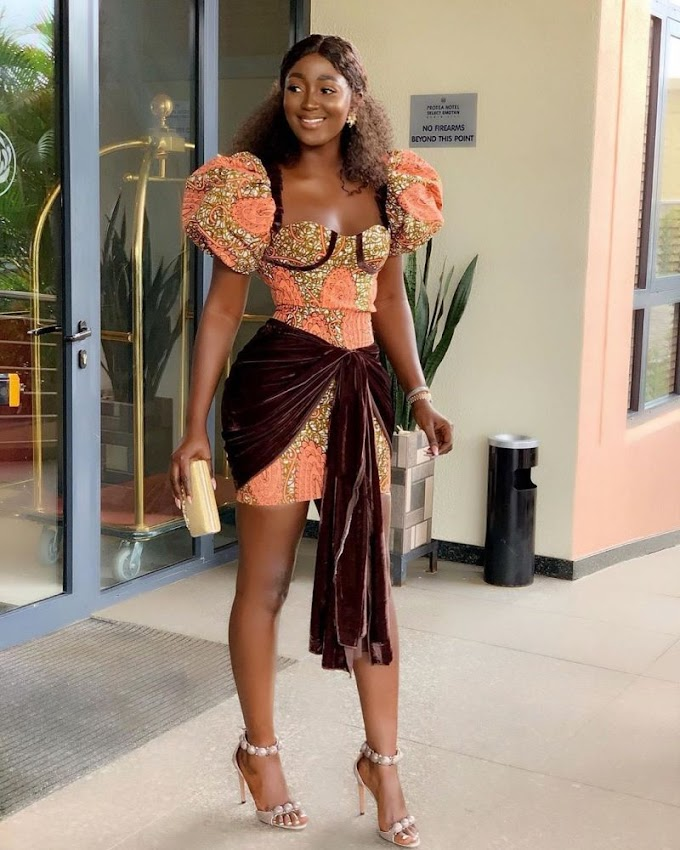 15 Beautiful Ankara Styles Designs