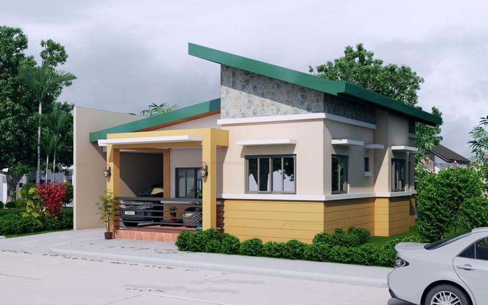 Plan De Belle Maison Avec 3 Chambres Site Specialise Dans L Ingenierie Civile L Architecture