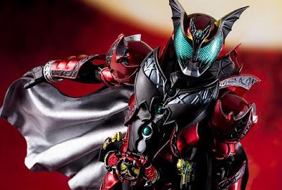 S.H. Figuarts (Shinkocchou Seihou) Kamen Rider Dark Kiva