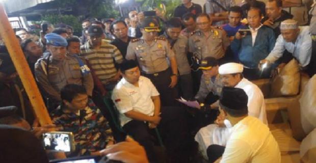 Buntut Kriminalisasi FPI Oleh Polisi Di Semarang, PDIP Makin Dibenci Umat