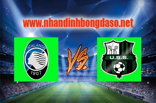 Nhận định bóng đá Atalanta vs Sassuolo, 22h59 ngày 08-04