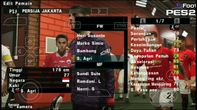 PES 2020 PPSPP Jogress v3.5 Shopee Liga 1 Indonesia Season 2019/2020