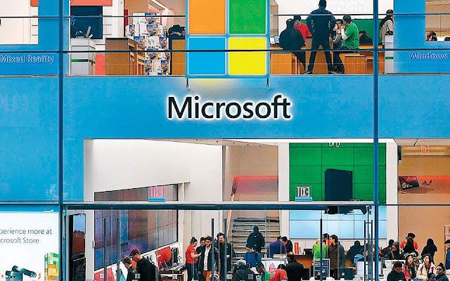 Αύξηση παραγωγής στη Microsoft με εβδομάδα τετραήμερης εργασίας