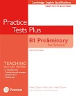 Practice Test Plus B1 Preliminary for Schools New Edition for 2020 Exam