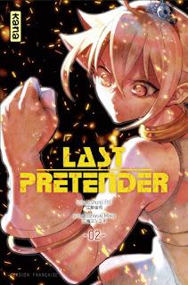 [7BD] Last Pretender tome 2 - jaquette du manga
