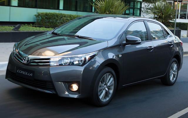 Toyota Corolla XEi 2016 - desconto