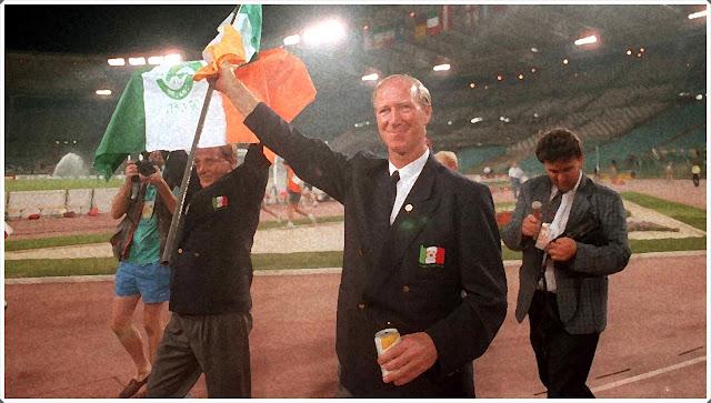 Jack Charlton Ireland Italia 1990 World Cup