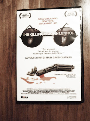 The killing of John Lennon dvd
