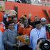 रोहिंग्या समुदाय के लिए मलेशिया का जहाज़ लेकर पहुँचा 2300 टन मदद , बौद्ध संगठनों ने कराया विरोध दर्ज