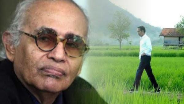 Agak Takut Kritik Jokowi, Prof Salim Said: Ada yang Tersinggung Kepentingannya, Lalu Mempersulit Kita
