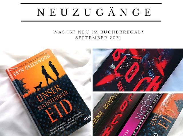 Neue Bücher September 2021