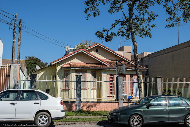 Casa na Rua Marcelino Nogueira