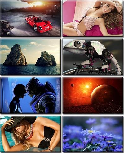 HD Desktop Wallpapers Collection